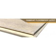 Ламинат с 90% содержанием древесины Floorwood Estet