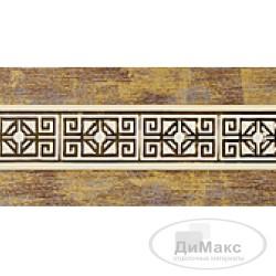 "Бленда ""амулет"" антик золото 30 м ширина 68 мм"