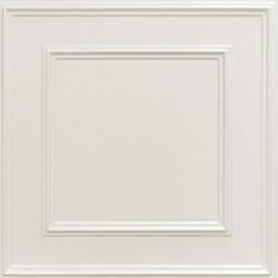 Панель облицовочная ПАЛЕРМО 3D белый 595*595*8мм