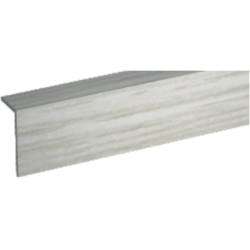 Профиль арочный Rico moulding 10*20*2700 №112 (Ясень серый)
